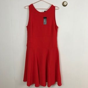NWT nicole Nicole Miller Sleeveless A-Line Dress